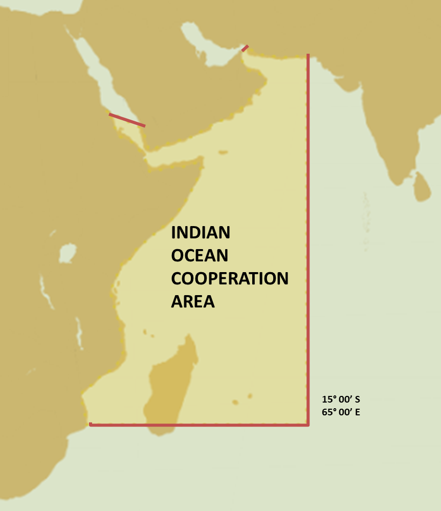 INDIAN OCEAN COOPERATION AREA